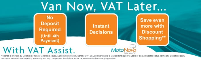 VAT Assist - New & Used Vans For Sale in Lincolnshire