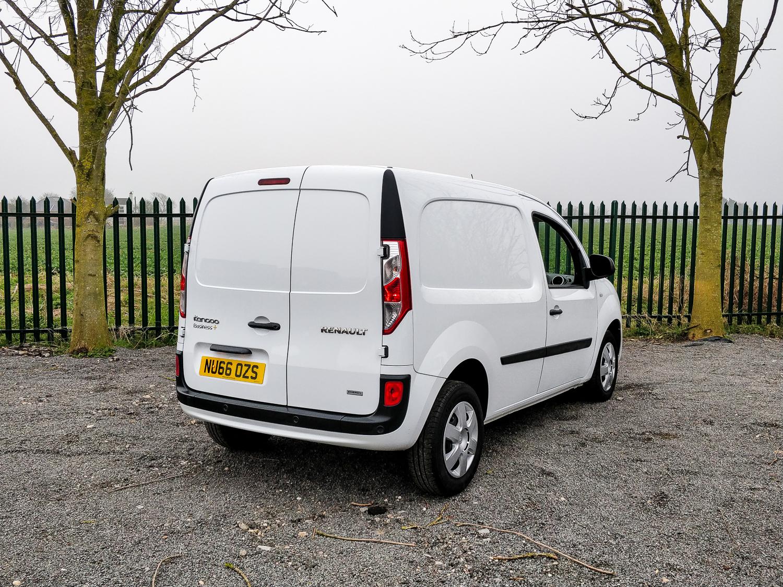03f8fb29d9 2016 66 Renault Kangoo 1.5dCi ML19 Energy dCi 75 Business+ Panel Van.